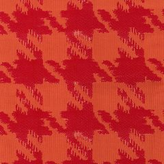 Houndstooth Cherry